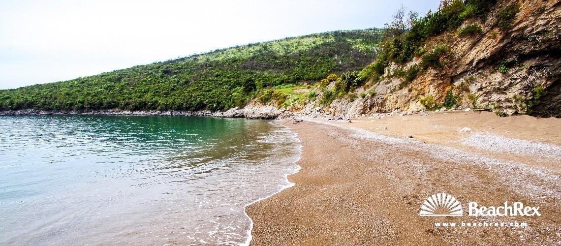 Montenegro - Herceg Novi -  Merdari - Beach Velja Špilja