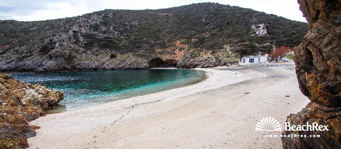 Greece - Sterea Ellada - Euboea -  Mesochoria - Paralia Armyríchi