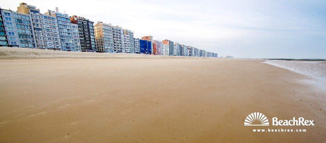Belgium - WestVlaanderen -  Middelkerke - Strand Casino