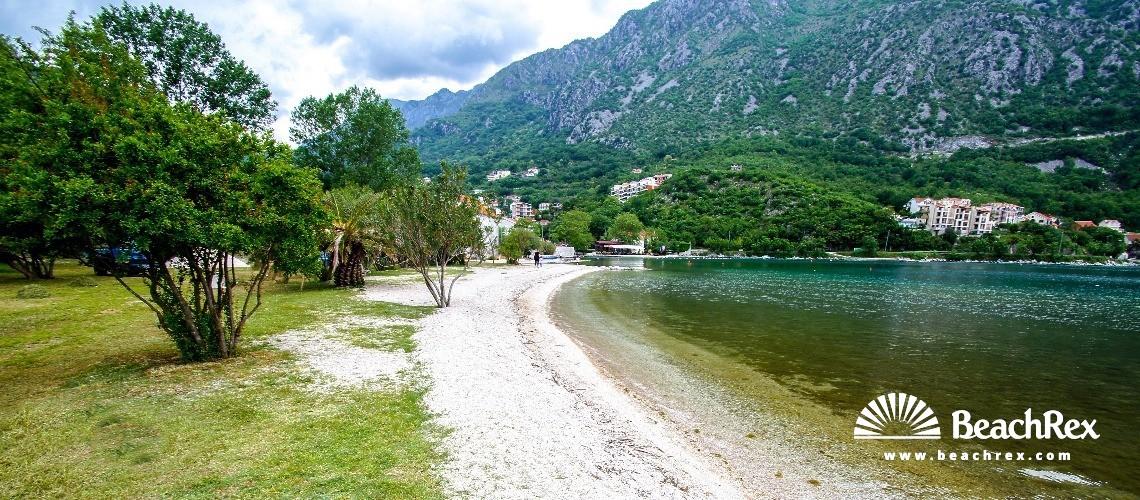 Montenegro - Herceg Novi -  Morinj - Beach Morinj