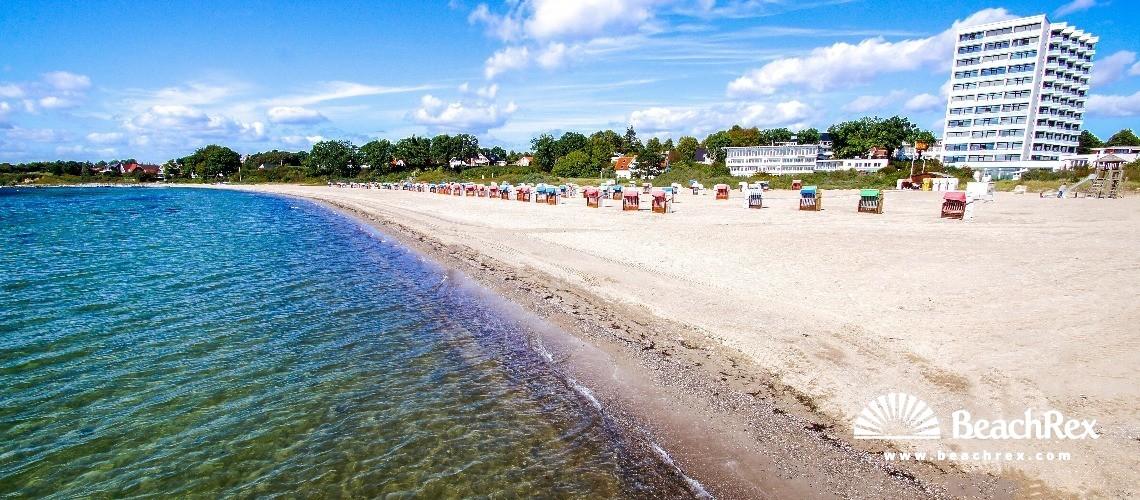 Germany - SchleswigHolstein -  Neustadt - Strand Pelzerhaken