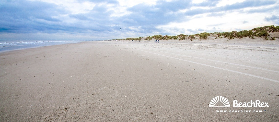 Denmark - Syddanmark -  Oksbøl - Strand Børsmose