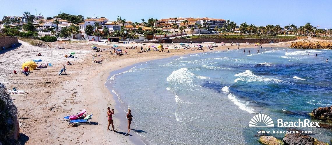 Spain - Valencia -  Orihuela - Platja Las Estacas