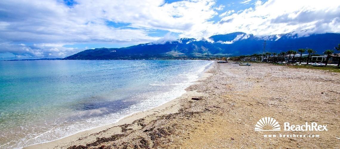 Albania - Vlorë -  Orikum - Plazhi Orikum 3