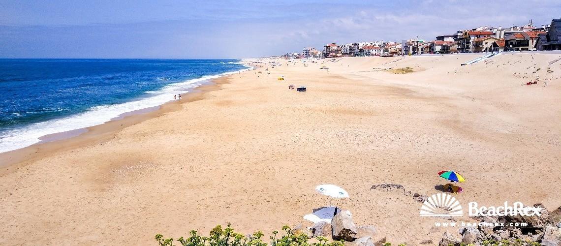 Portugal - Leiria -  Pedrogão - Praia do Pedrogão