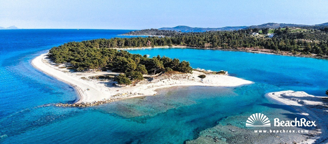 Greece - Kentriki Makedonia -  Pefkochori - Paralia Glarokabos
