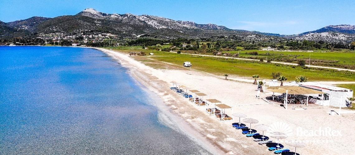 Greece - Dytiki Ellada -  Pogonia - Paralia Potamáki