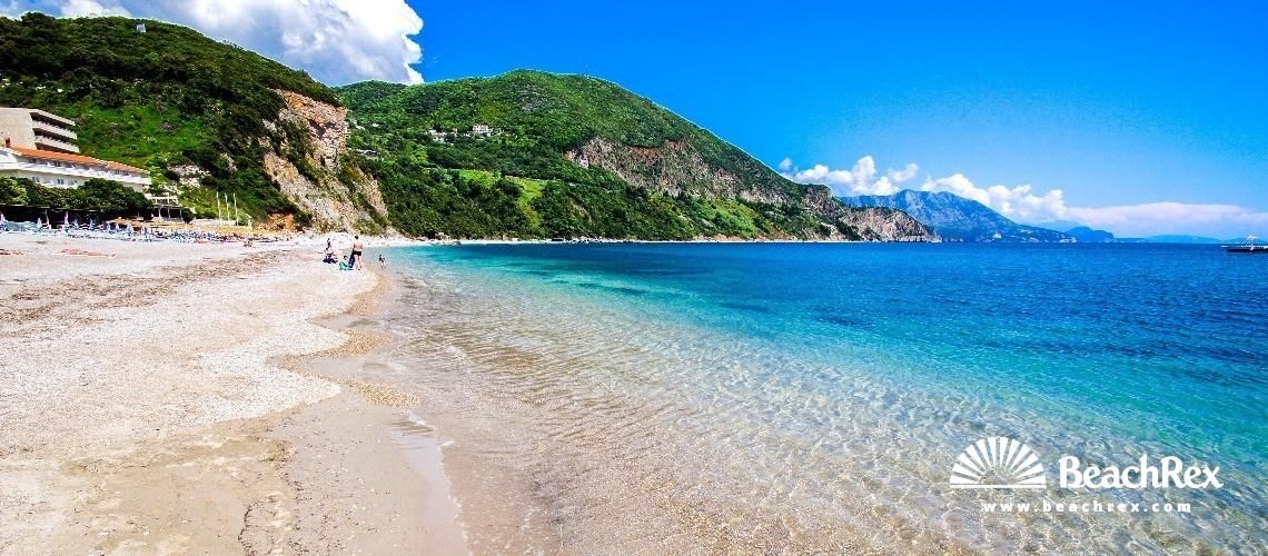 Montenegro - Kotor -  Prijevor - Beach Jaz