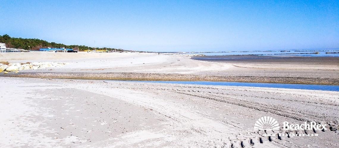Italy - EmiliaRomagna -  Ravena - Beach Lido Adriano