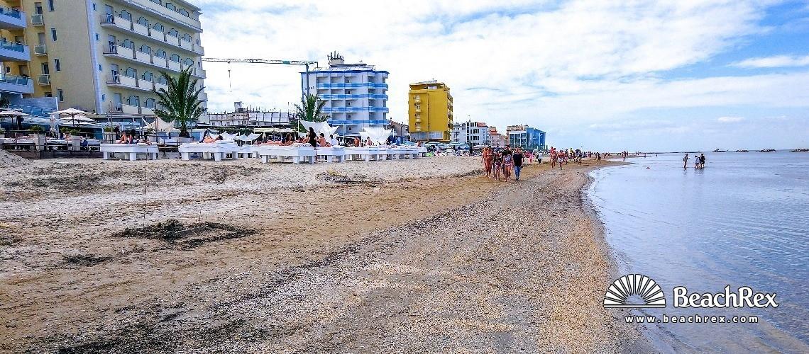 Italy - EmiliaRomagna -  Ravena - Beach Lido di Savio