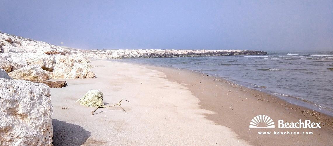 Italy - EmiliaRomagna -  Ravena - Beach Spallazzi