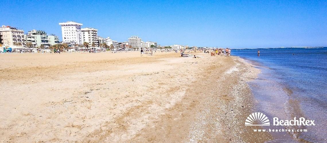 Italy - EmiliaRomagna -  Rimini - Beach Rimini
