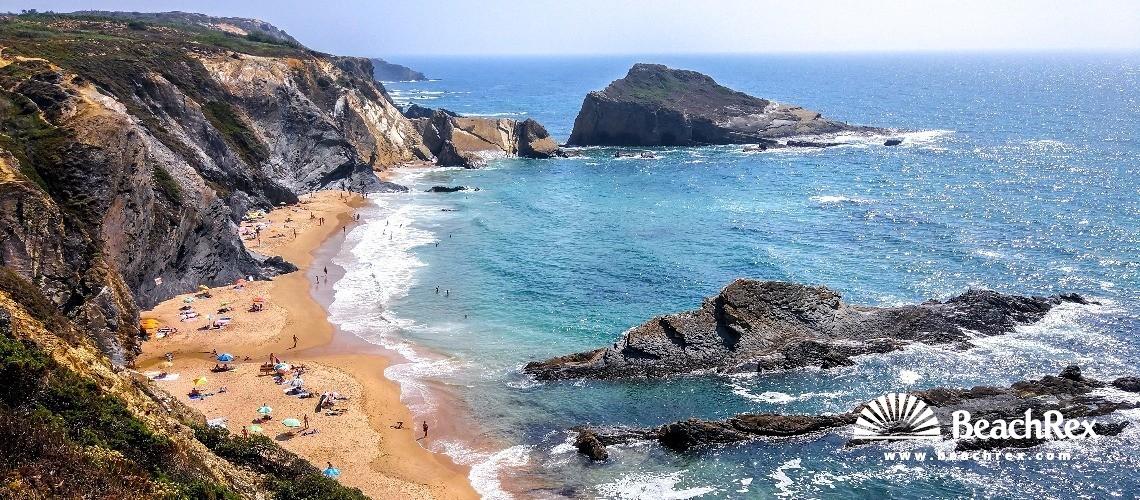 Portugal - Beja -  São Teotónio - Praia dos Alteirinhos