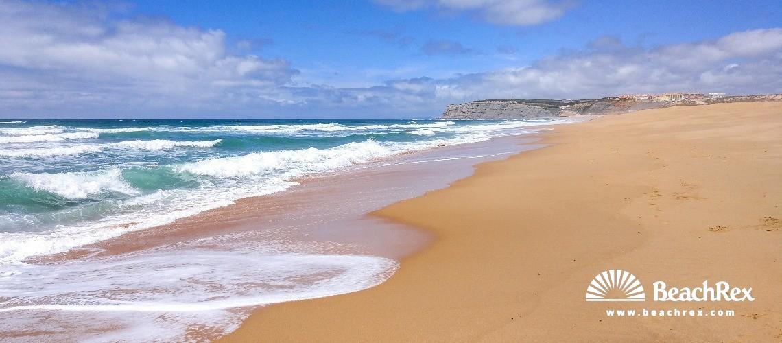Portugal - Leiria -  Silveira - Praia Foz do Sizandro