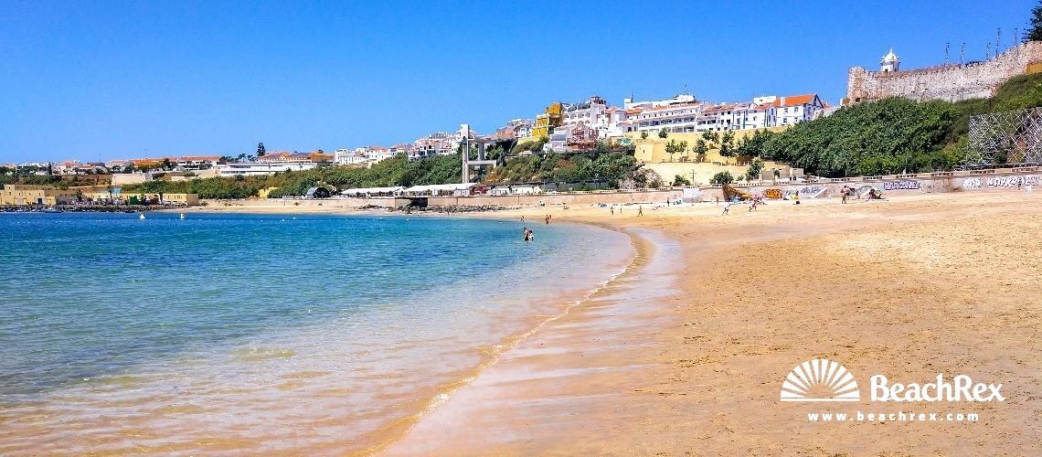 Portugal - Setubal -  Sines - Praia Vasco da Gama
