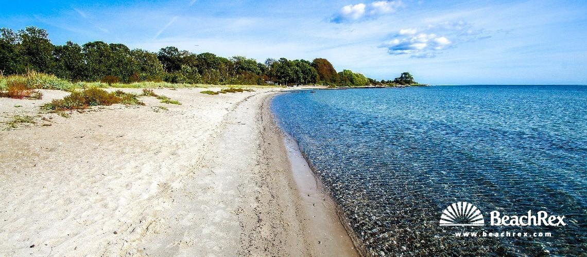 Denmark - Syddanmark - Als -  Sønderborg - Strand Den Sorte