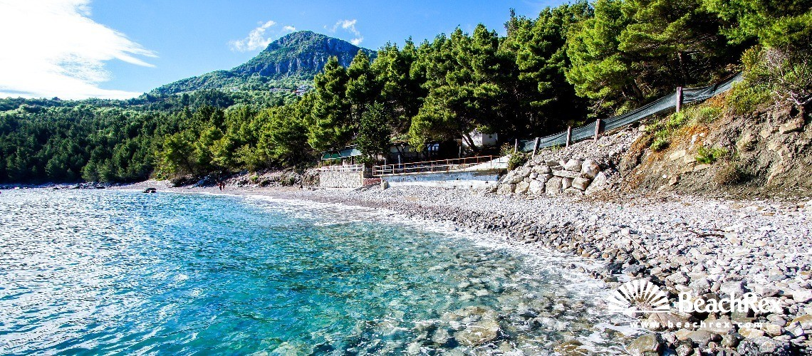 Montenegro - Bar -  Sutomore - Beach Maljevik
