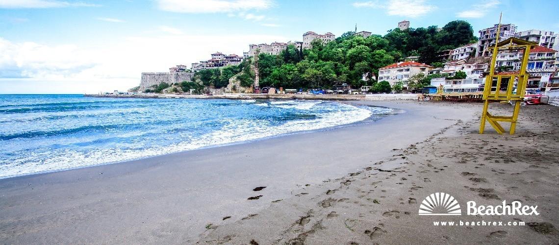 Montenegro - Ulcinj -  Ulcinj - Mala plaža