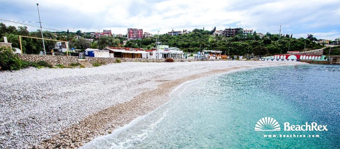 Montenegro - Bar -  Utjeha - Beach Paradiso - Utjeha