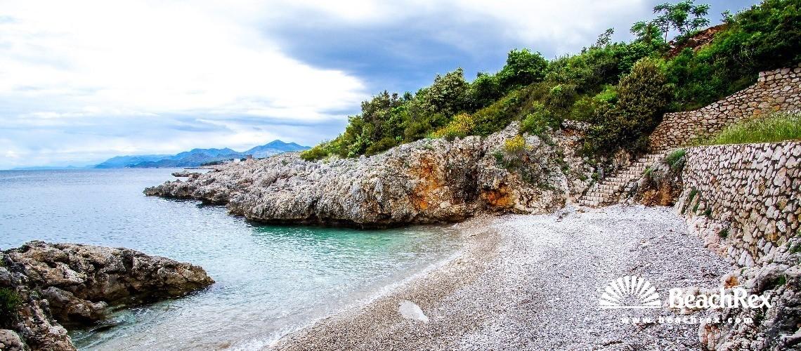 Montenegro - Bar -  Utjeha - Beach Perla