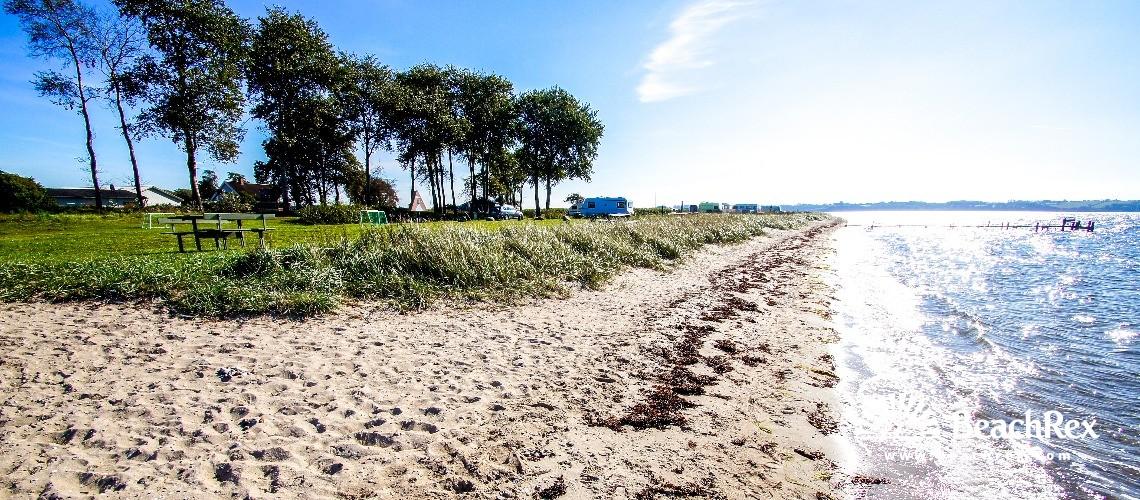 Denmark - Syddanmark -  Aabenraa - Strand Dyrhave