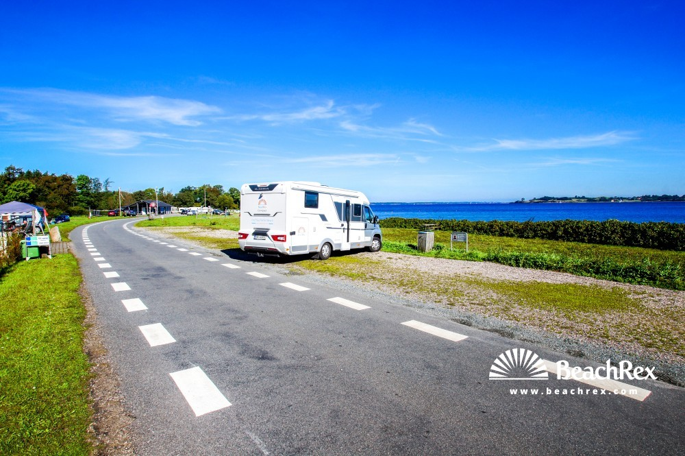 Denmark - Syddanmark -  Aabenraa - Strand Loddenhøj