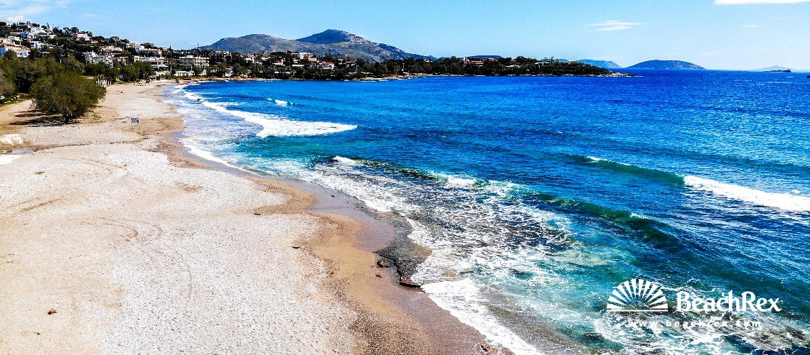 Greece - Attiki -  Ag. Dimitrios - Paralia Apeiranthou