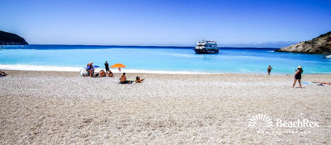 Greece - Iónioi Nísoi - Lefkada -  Ag. Nikolaos Niras - Paralia Porto Katsiki