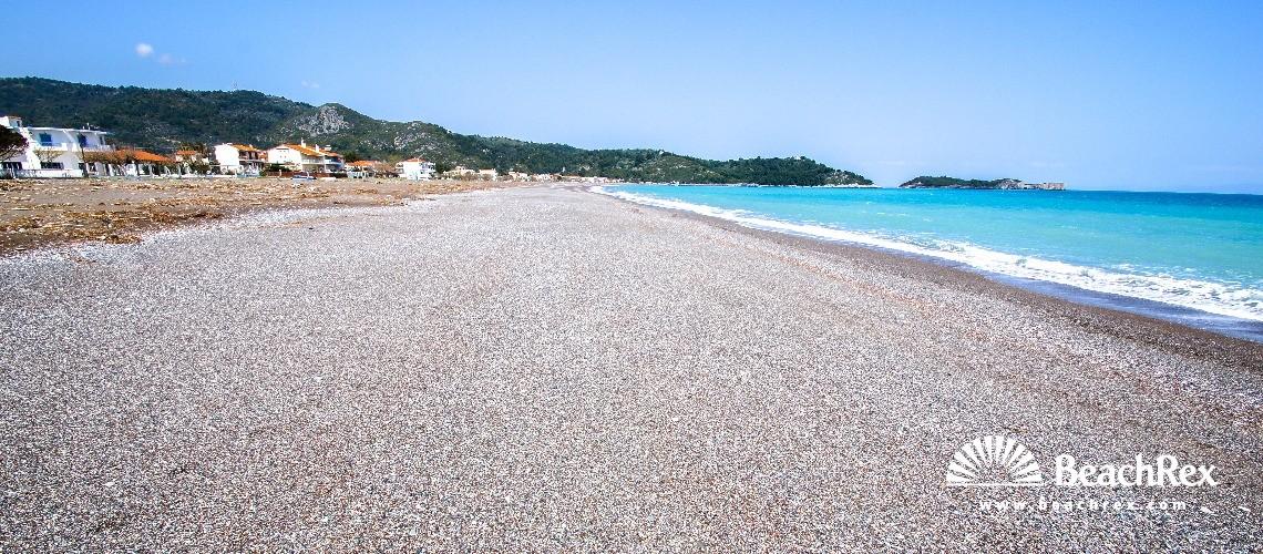 Greece - Sterea Ellada - Euboea -  Agkali - Paralia Agías Ánnas