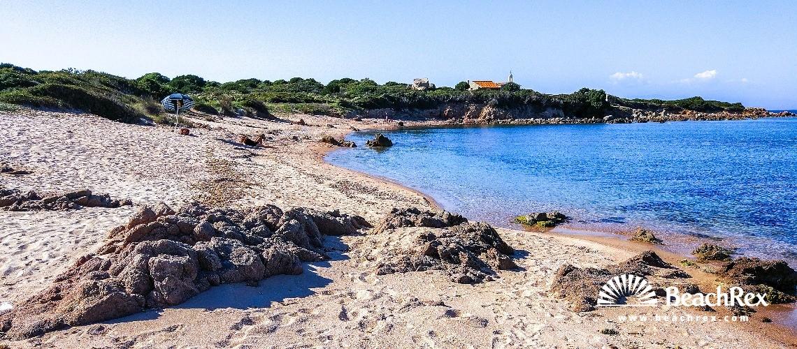 Italy - Sassari - Sardegna -  Aglientu - Beach San Silverio