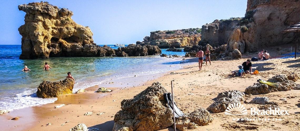 Portugal - Algarve -  Albufeira - Praia de Arrifes