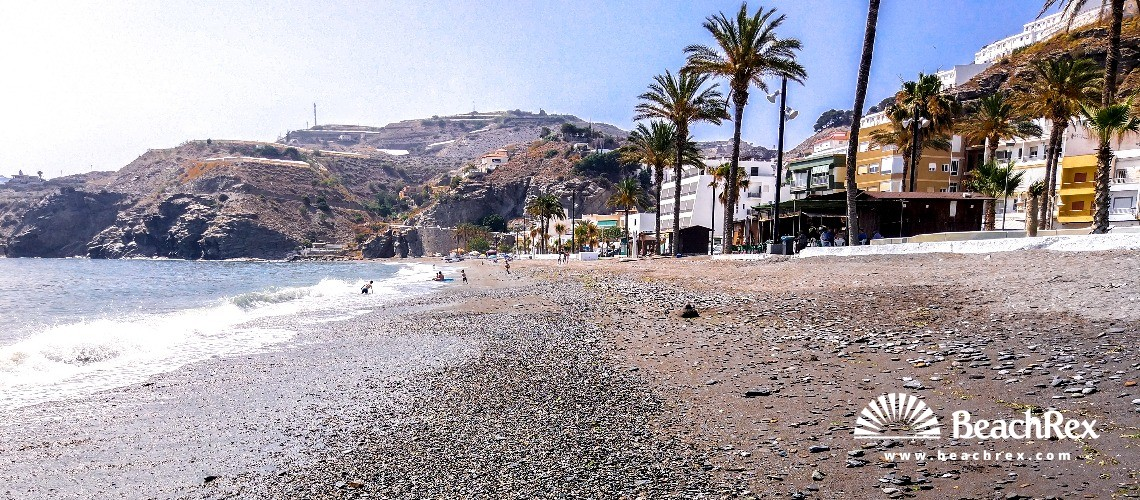 Spain - Andalucia -  Albuñol - Playa La Rabita