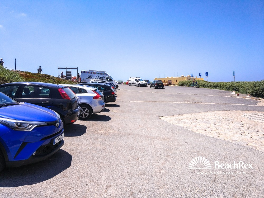 Portugal - Lisboa -  Alcabideche - Praia Grande do Guincho