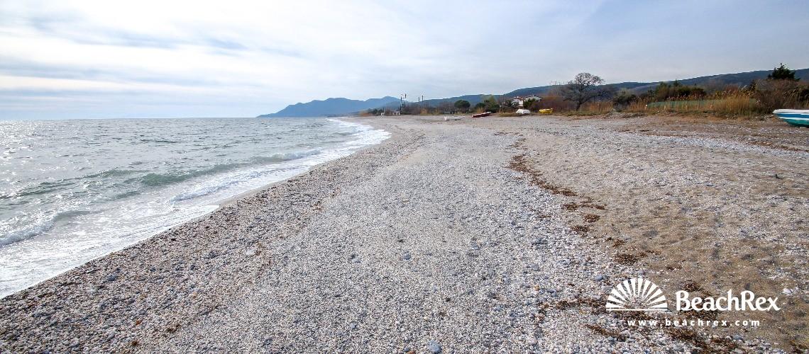 Greece - Anatoliki Makedonia kai Thraki -  Alexandroupoli - Paralia Dikellon