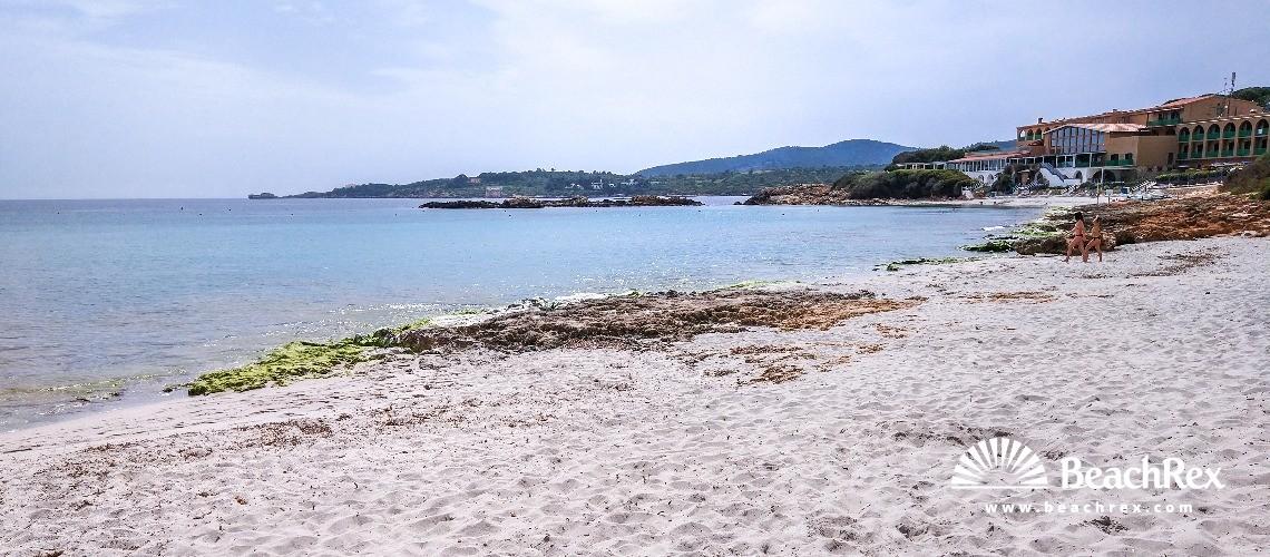 Italy - Sassari - Sardegna -  Alghero - Beach delle Bombarde