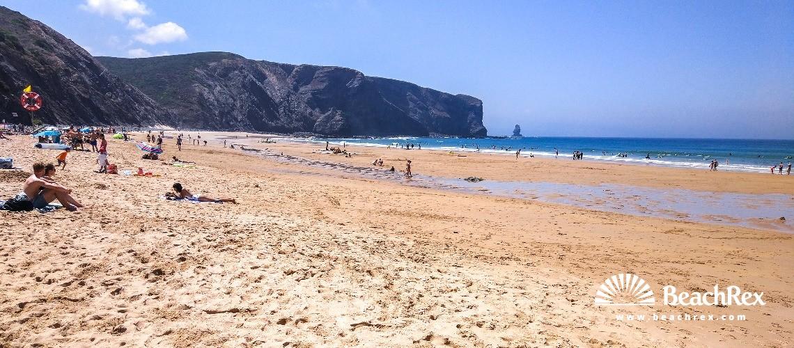 Portugal - Algarve -  Aljezur - Praia da Arrifana