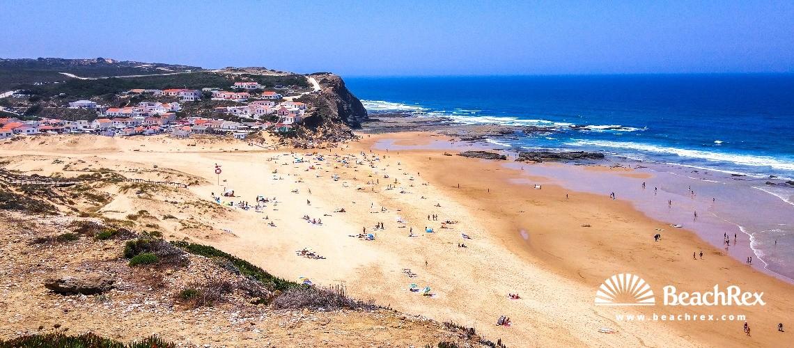 Portugal - Algarve -  Aljezur - Praia do Monte Clérigo
