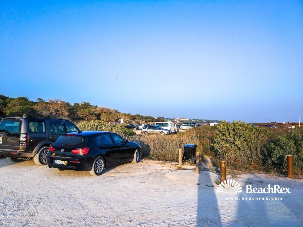 Portugal - Algarve -  Almancil - Praia do Ancão
