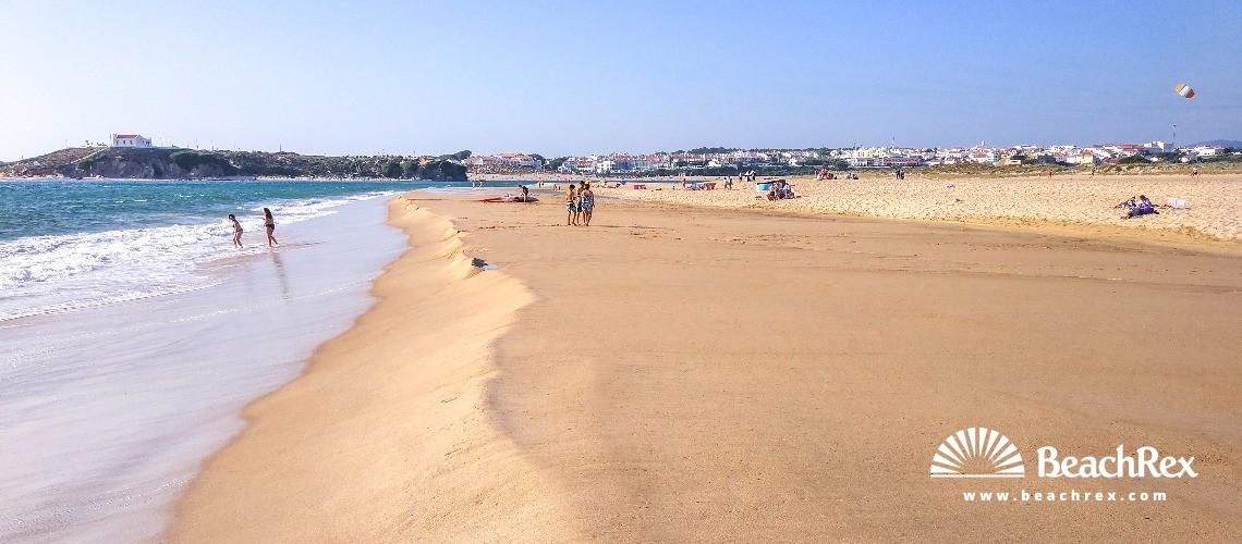 Portugal - Beja -  Almograve - Praia das Furnas
