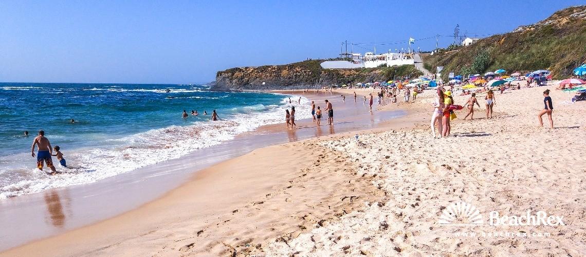 Portugal - Beja -  Almograve - Praia de Almograve