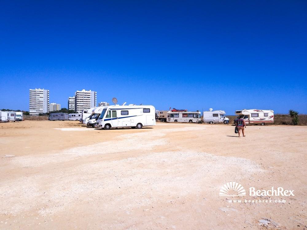Portugal - Algarve -  Alvor - Praia de Alvor