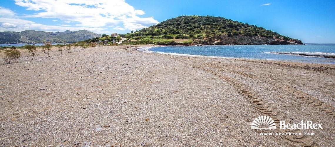 Greece - Attiki -  Anavyssos - Paralia Agios Nikolaos