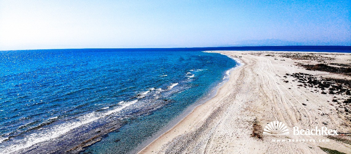 Greece - Kentriki Makedonia -  Aploma - Paralia Mýti Poseidíou