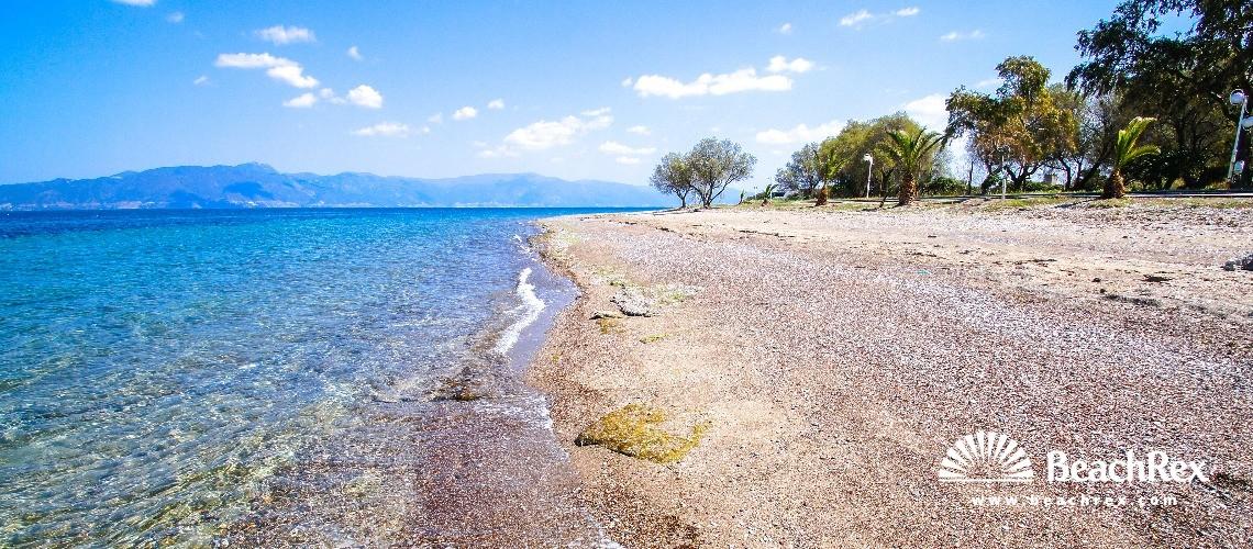 Greece - Sterea Ellada -  Arkitsa - Paralia Souvala Arkitsa