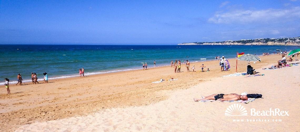 Portugal - Algarve -  Armação de Pêra - Praia de Armação de Pêra