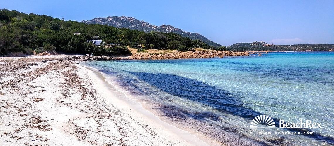Italy - Sassari - Sardegna -  Arzachena - Beach Il Pevero