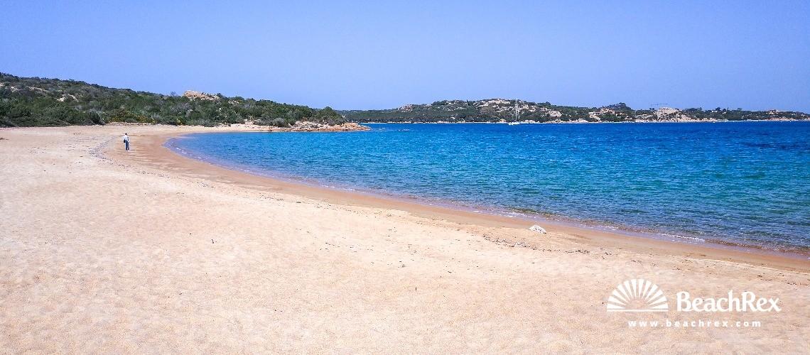 Italy - Sassari - Sardegna -  Arzachena - Beach Li Triceddi
