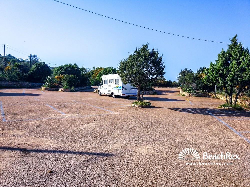 Italy - Sassari - Sardegna -  Arzachena - Beach Mannena