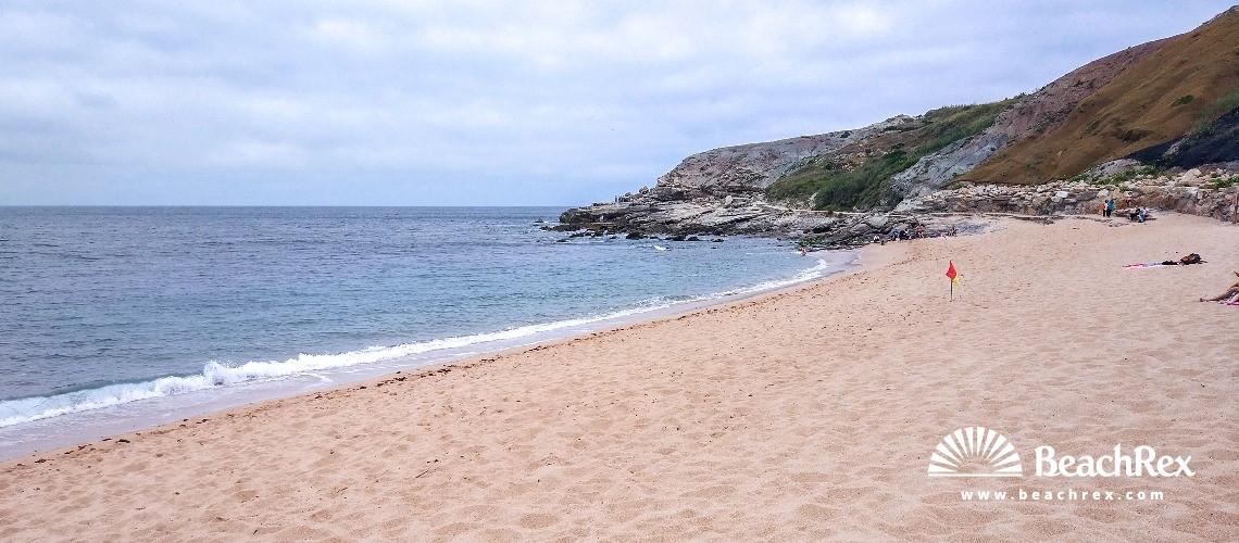 Portugal - Leiria -  Atouguia da Baleia - Praia de São Bernardino