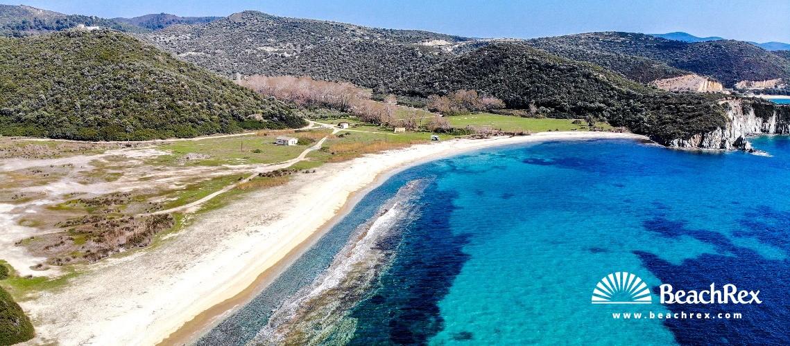 Greece - Kentriki Makedonia -  Azapiko - Paralia Azapiko